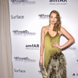 Eniko Mihalik at the 2013 amfAR Inspiration Gala New York