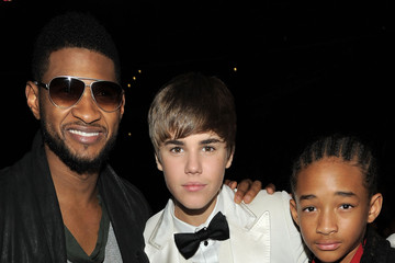 Jaden Smith Justin Bieber The 53rd Annual GRAMMY Awards - Roaming Inside