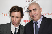 Alfred Molina and Eddie Redmayne Photo