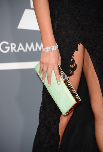 More Pics of Chrissy Teigen Hard Case Clutch (2 of 8) - Chrissy Teigen Lookbook - StyleBistro