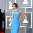 Karlie Kloss Wears Michael Kors at the Grammy Awards 2013