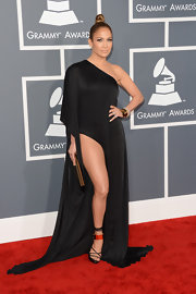 There are no words for the fabulousness that was JLo at the Grammys.