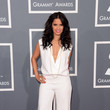 Rocsi Diaz at the Grammy Awards 2013