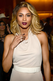 Ciara wore three beautiful rings to the 2013 Grammy's, including a Demarco ring, Le Vian ring and Norman Silverman ring.