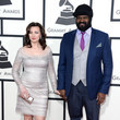 Gregory Porter at the 2014 Grammy Awards