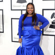 Tasha Cobbs at the 2014 Grammy Awards