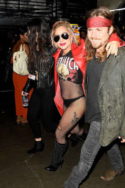 More Pics of Lady Gaga Short Shorts (1 of 8) - Short Shorts Lookbook - StyleBistro