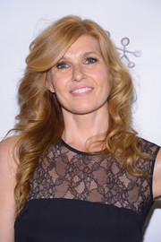 Connie Britton oozed an ultra-girly vibe with her soft, romantic curls at the African Children's Choir Gala.