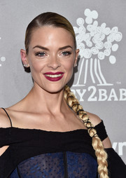 Jaime King looked like a fairytale princess with her flowing braid at the Baby2Baby Gala.