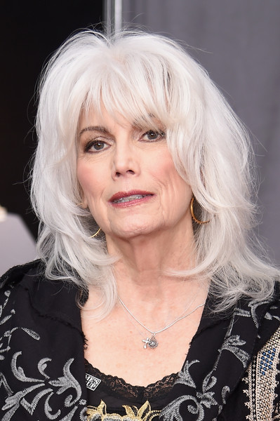 Emmylou Harris Classy Hairstyles For Gray Hair Stylebistro