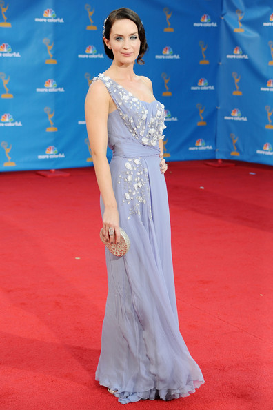 Emily Blunt 2010 Emmy Awards