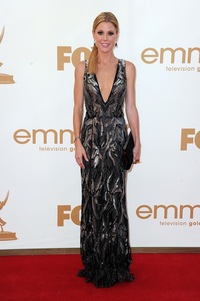 Julie Bowen 2011 Emmy Awards