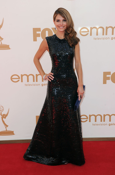 Maria+Menounos in 63rd Annual Primetime Emmy Awards - Arrivals