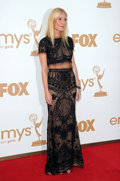 Gwyneth Paltrow in Emilio Pucci, 2011