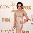 Elisabeth Moss in Marchesa