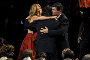 Connie Britton Kyle Chandler 63rd Annual Primetime Emmy Awards - Show