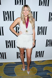A simple camisole kept Colbie Caillat's outfit effortless at the BMI Pop Awards.