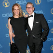 Margaret DeVogelaere & Peter Fonda at the 2013 Directors Guild of America Awards