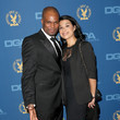 Chris Spencer & Vanessa Rodriguez-Spencer at the 2013 Directors Guild of America Awards