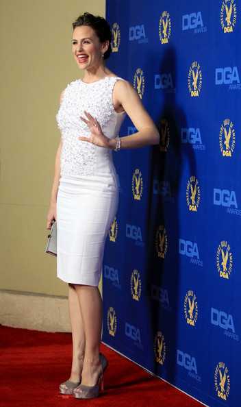 More Pics of Jennifer Garner Beaded Dress (5 of 18) - Jennifer Garner Lookbook - StyleBistro