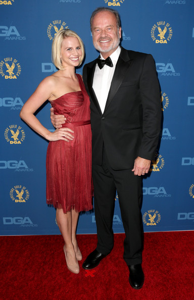 Kayte Walsh & Kelsey Grammer at the 2013 Directors Guild of America Awards