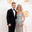 Julianne Hough in Jenny Packham