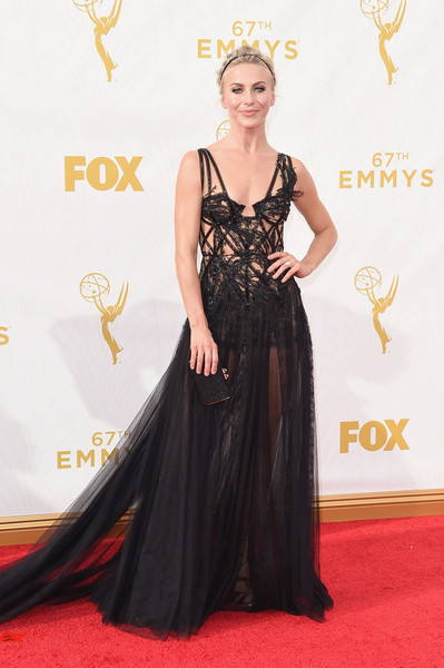 Julianne Hough in Marchesa, 2015