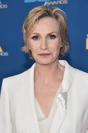 Jane Lynch stuck to her usual razor cut at the 2016 Directors Guild of America Awards.