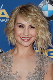 Chelse Kane rocked messy-chic waves at the Directors Guild of America Awards.