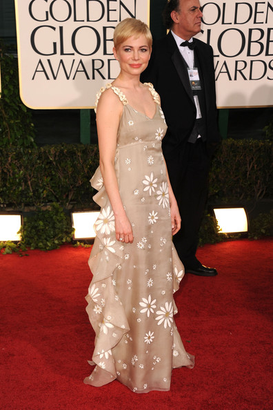 Michelle Williams, 2011 Golden Globes
