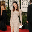 Leighton Meester, 2011 Golden Globes
