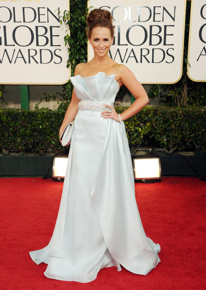Jennifer Love Hewitt, 2011 Golden Globes