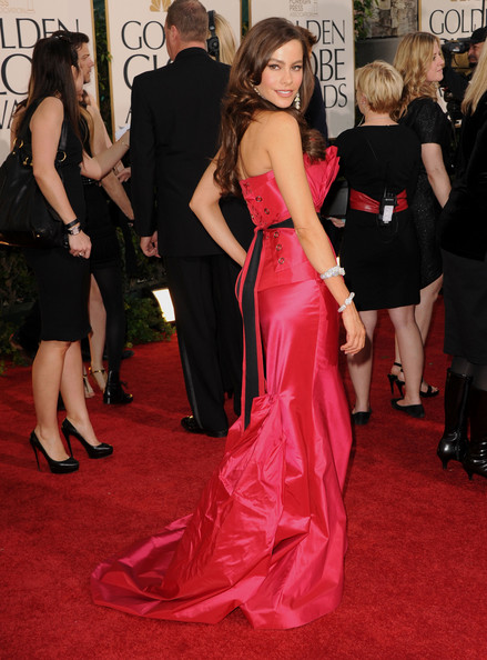 Sofia Vergara, 2011 Golden Globes