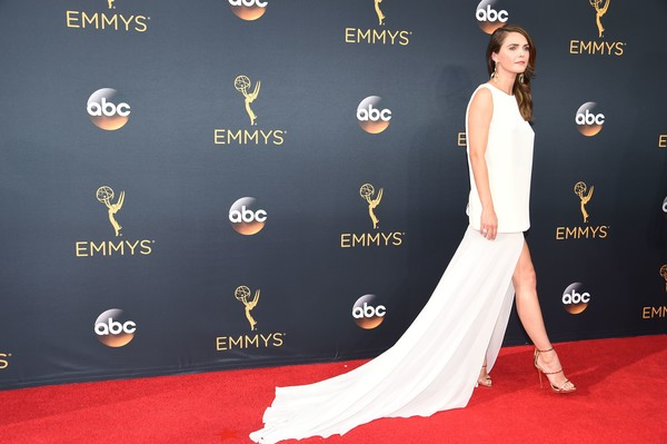 Keri Russell in Stephane Rolland