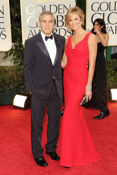 Stacy Keibler, 2012 Golden Globes