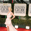 Charlize Theron, 2012 Golden Globes