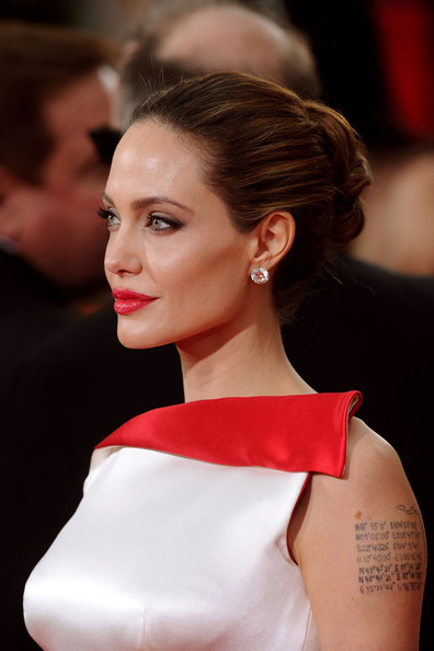 More Pics of Angelina Jolie Red Lipstick (10 of 86) - Angelina ...