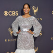 Tracee Ellis Ross at the 2017 Emmy Awards