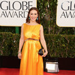 Alyssa Milano at the 2013 Golden Globes
