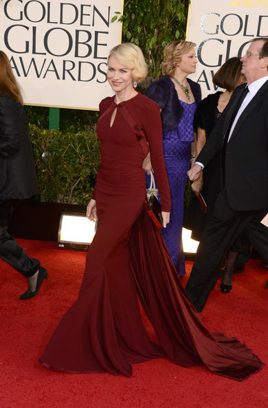 Naomi Watts at the 2013 Golden Globes