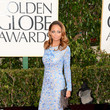 Nicole Richie Wears Naeem Khan at the 2013 Golden Globes