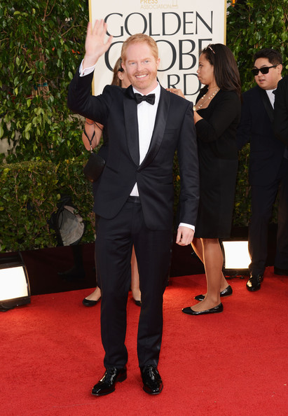 More Pics of Jesse Tyler Ferguson Tuxedo (1 of 4) - Jesse Tyler Ferguson Lookbook - StyleBistro