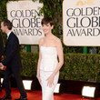 Anne Hathaway Wears Chanel at the 2013 Golden Globes