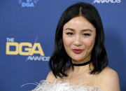 Constance Wu kept it simple with these shoulder-length waves at the 2019 Directors Guild of America Awards.