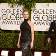 Uma Thurman at the 2014 Golden Globe Awards
