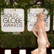 Anna Gunn at the 2014 Golden Globe Awards