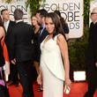 Kerry Washington in Balenciaga at the 2014 Golden Globe Awards