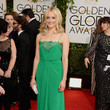 Taylor Schilling at the 2014 Golden Globe Awards