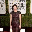 Elisabeth Moss at the 2014 Golden Globe Awards