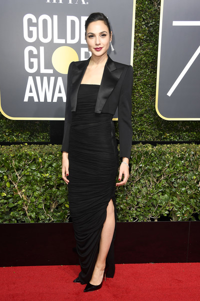 In Tom Ford At The Golden Globes, 2018
